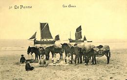 035 526 - CPA - Belgique - De Panne - La Panne - Les Anes - De Panne