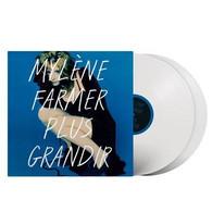 Mylene Farmer Album Double 33Tours Vinyles Plus Grandir Exclusivité Vinyle Couleur Blanc - Non Classificati