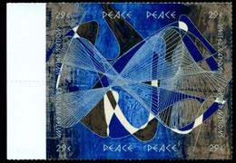 UN 1993 Peace, Graphic, Hans Erni, Swiss Graphic Designer, Painter, Mi. 653, MNH - Moderni