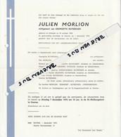 Koksijde, Veurne, 1976, Julien Morilion, Butseraen, Familie Dekeirel, Debaenst - Andachtsbilder