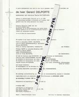 Wulveringem, Koksijde, 1987, Gerard Delporte, Butseraen, Weerstander, OMBR, Geheim Leger, Familie Morlion, Henry - Andachtsbilder