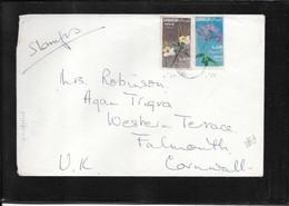 Somalia Afis 1960, Lettera Per La Gran Bretagna( Ref 9017) - Somalia (AFIS)