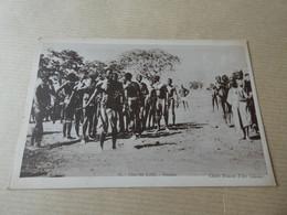 Chez Les Lobis - Danses - Haute Volta - Burkina Faso