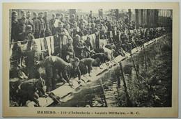 MAMERS 115e D'Infanterie Lavoir Militaire - Mamers