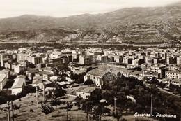 Cartolina - Cosenza - Panorama - 1962 - Cosenza