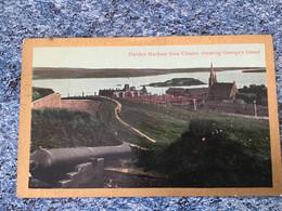 Carte Postale  Canada  Hlifax.     (. 2 Cartes    )   Voir Photos - Halifax