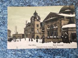 Carte Postale Canada  Charlotte Street, Sydney    Voir Photos - Cape Breton