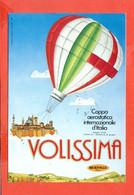 G1 .- REGGIO EMILIA - COPPA AEROSTATICA INTERNAZIONALE D'ITALIA- MARCOFILIA- - Globos
