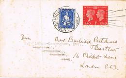 41999. Carta BAILE ATHA CLIATH (Dublin) Irlanda 1946, Reexpedite To London - Covers & Documents