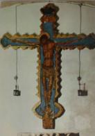 CALTANISSETTA - Abbazia Santo Spirito - Crocifisso Medioevale - Caltanissetta