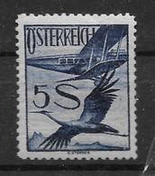 Österreich , Guter Postfrischer  Wert Der Flugpost-Ausgabe Von 1923 - Ongebruikt