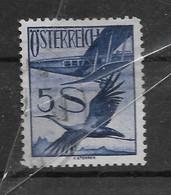 Österreich , Guter Gestempelter  Wert Der Flugpost-Ausgabe Von 1923 - Ongebruikt