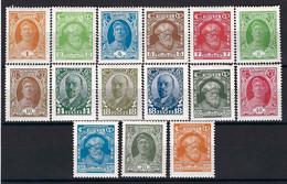 ⭐ Russie - YT N° 392 à 405 * - Neuf Avec Charnière - 1927 / 1928 ⭐ - Nuevos