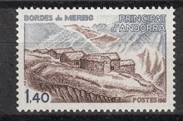 ANDORRA (FR) : 291 – Bordes De Mereig 1981 ** MNH. - Ungebraucht