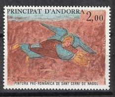 ANDORRA (FR) : 290 – Fresque - Fresco 1980 ** MNH. - Ungebraucht