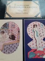 Erotische Prentbriefkaarten BARBARA JONES WILLIAM OUELLLETTE London Edition 1977 - Altri