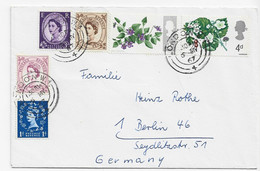 3637  Carta London 1967, - Covers & Documents