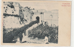 MAROC : Précurseur : Tangier Kashba Gate ; édit. V B C Gilbraltar N° 24 - Tanger