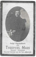 Maes Theophiel (gesneuveld Zedelgem1892 -veurne 1914) - Religion & Esotérisme