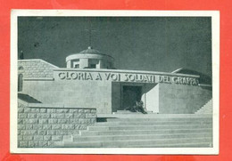 G1 .-MONTE GRAPPA - CIMITERO MONUMENTALE - Oorlogsbegraafplaatsen