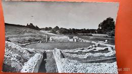 CPSM  (86) Sanxay. Ruines Gallo Romaines.  ( AC.261) - Other Municipalities