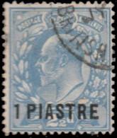 Levant, Bureaux Anglais 1905. ~ YT 22+23 - Edouard VII - Otros - Asia
