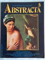 Abstracta 21 1987girolamo Menghi Arte Esorcistica Quadrati Magici Tradizioni Occulte Semiologia Tarocchi Raimondo Lullo - Arte, Design, Decorazione