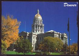 AK 002498 USA - Colorado - Denver - Capitol Building - Denver