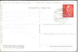 MATASELLOS  1963 AGENCIA POSTAL  LOS MONEGROS - 1971-80 Storia Postale