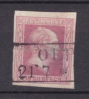 Preussen - 1857 - Michel Nr. 6 - Gestempelt - 35 Euro - Prusse