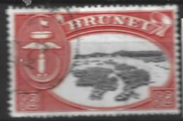 Brunei    1952  SG 112  $2   Unmounted  Mint - Brunei (...-1984)