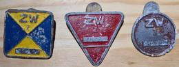 AUSWEIS - WW2 Laissez Passez -WW2 Document Allemand - Guerre - Luftwaffe - Aviation - Wehrpass - Travail Sto-prisonniers - Historical Documents