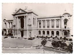 MONACO-- 1964--Le Musée Océanographique ( Voitures) ...timbre ....cachet.........à Saisir - Oceanographic Museum