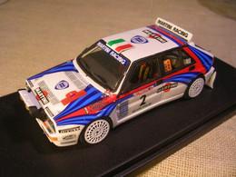 LANCIA DELTA HF INTEGRALE MARTINI RALLY ELBA 1993 WINNER CERRATO RACING43 1/43 - Altri