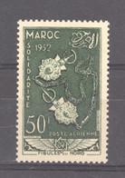 Maroc  -  Avion  :  Yv   93  ** - Airmail
