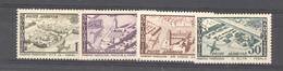Maroc  -  Avion  :  Yv   94-97  ** - Airmail