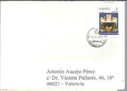 CARTA 2008 TU SELLO VALENCIA - 2001-10 Storia Postale
