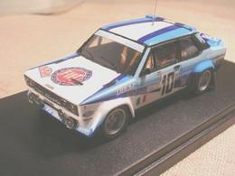 FIAT 131 ABARTH GR.4 UFFICIALE RALLY MONTECARLO 1980 ROHRL WINNER RACING43 1/43 - Altri