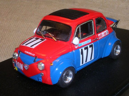 GIANNINI 700 GR.2 TOLMEZZO - VERZEGNIS 1977 CAR N.177 ARENA MODELLI 1/43 TRUE - Altri