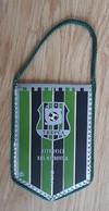 Vintage Pennant Football Soccer Club FK Trepca Kosovska Mitrovica  Ex Yugoslavia 80x120mm - Abbigliamento, Souvenirs & Varie