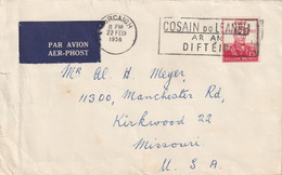 Ireland Old Cover Mailed - Covers & Documents
