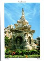 (5 A 3) India -  Mumbai - Flora Fountain - Monumenti