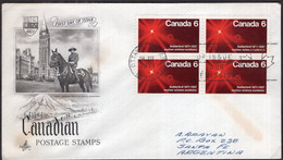 Canada - 1971 - Lettre - Rutherford 1871-1937 - Nuclear Science Nucléaire - Fisica