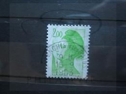 "VEND BEAU TIMBRE DE FRANCE N° 2188 , OBLITERATION "" ENGHIEN-LES-BAINS "" !!! - 1982-90 Libertà Di Gandon"