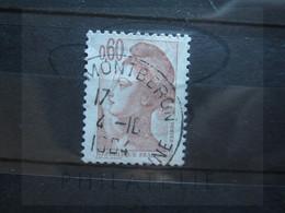 "VEND BEAU TIMBRE DE FRANCE N° 2239 , OBLITERATION "" MONTBERON "" !!! - 1982-90 Libertà Di Gandon"