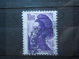 "VEND BEAU TIMBRE DE FRANCE N° 2276 , OBLITERATION "" MARSEILLE "" !!! - 1982-90 Libertà Di Gandon"