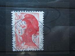 "VEND BEAU TIMBRE DE FRANCE N° 2274 , OBLITERATION "" PUTEAUX "" !!! - 1982-90 Libertà Di Gandon"