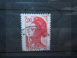 "VEND BEAU TIMBRE DE FRANCE N° 2274 , OBLITERATION "" CLUSES "" !!! - 1982-90 Libertà Di Gandon"