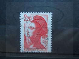 """VEND BEAU TIMBRE DE FRANCE N° 2376 , OBLITERATION """" SEVRES """" !!! - 1982-90 Libertà Di Gandon"""