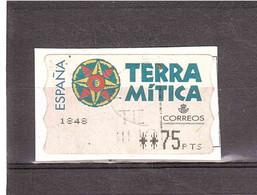 TERRA MITICA - 1991-00 Usati